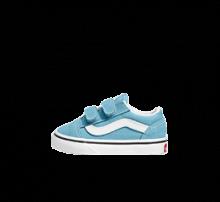 Vans Old Skool V Delphinium Blue/True White