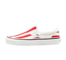 Vans Classic Slip-On 9 Anaheim Factory OG White/Red