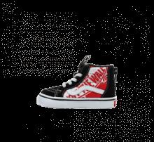 Vans Sk8-Hi Zip OTW Quarter Heel Scab/True White