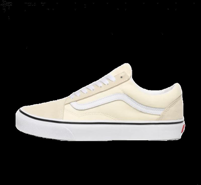 Vans Old Skool Classic White/True White