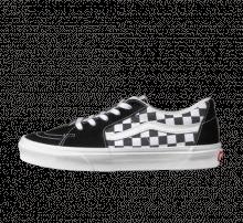 Vans Sk8-Low Checkerboard Black/True White