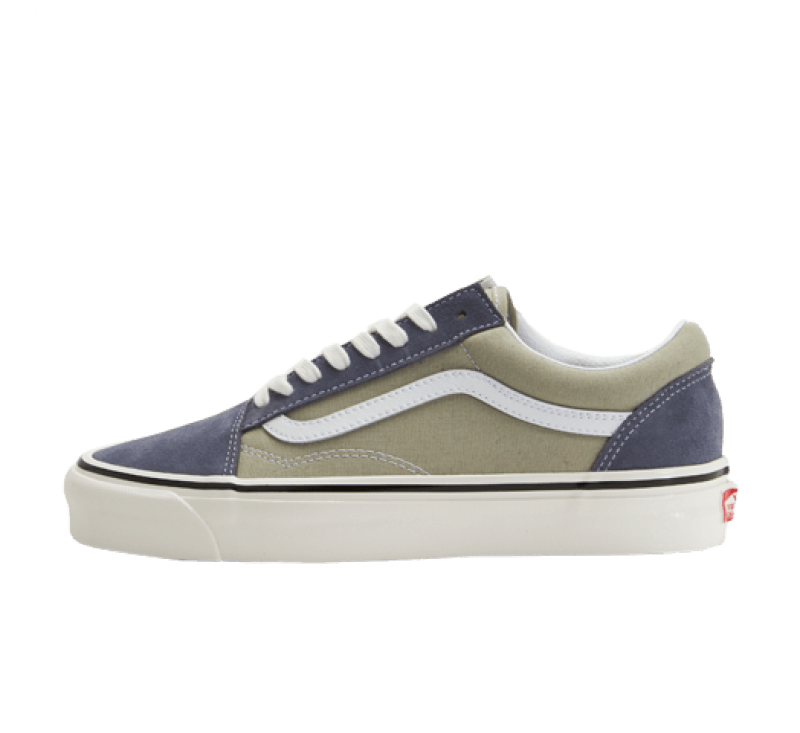 Vans Old Skool 36 DX Anaheim Factory OG Dark Grey/OG Platinum