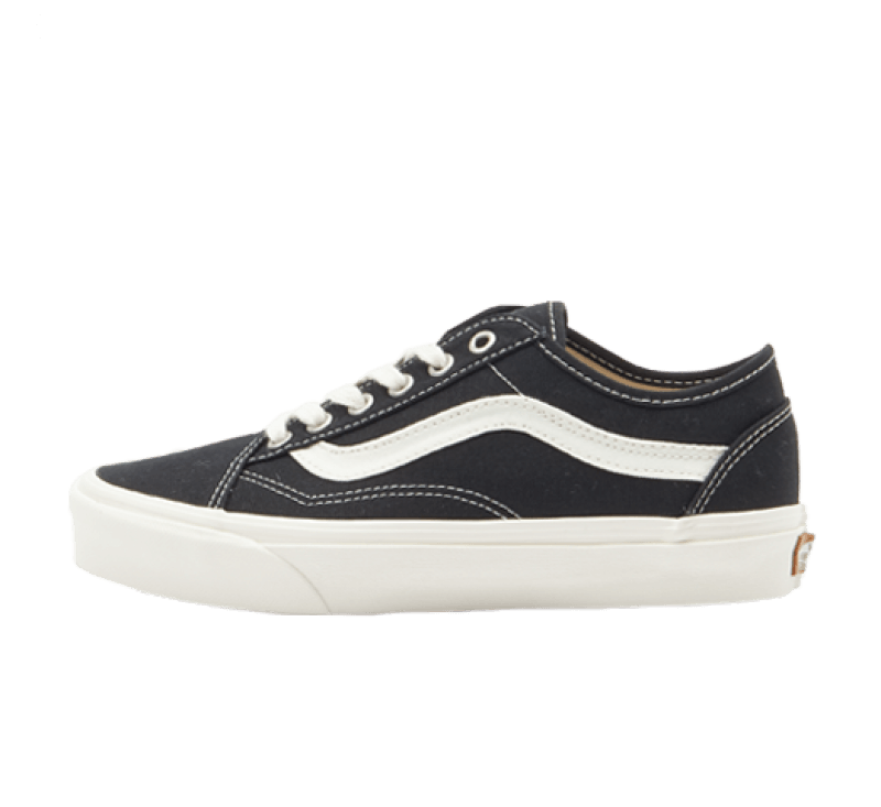 Vans Women's Old Skool Tapered Eco Theory Black/Natural