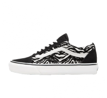 Vans Old Skool Zebra Black/Blanc De Blanc