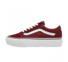 Vans Old Skool Platform Port Royale / True White