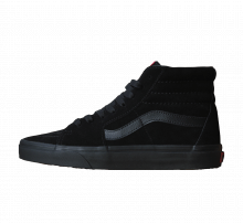 vans old skool hi black