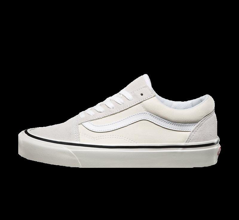 Vans Old Skool 36 DX Anaheim Factory Classic White
