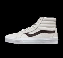 Vans Sk8-Hi Reissue Leather - Blanc / Potting Soil