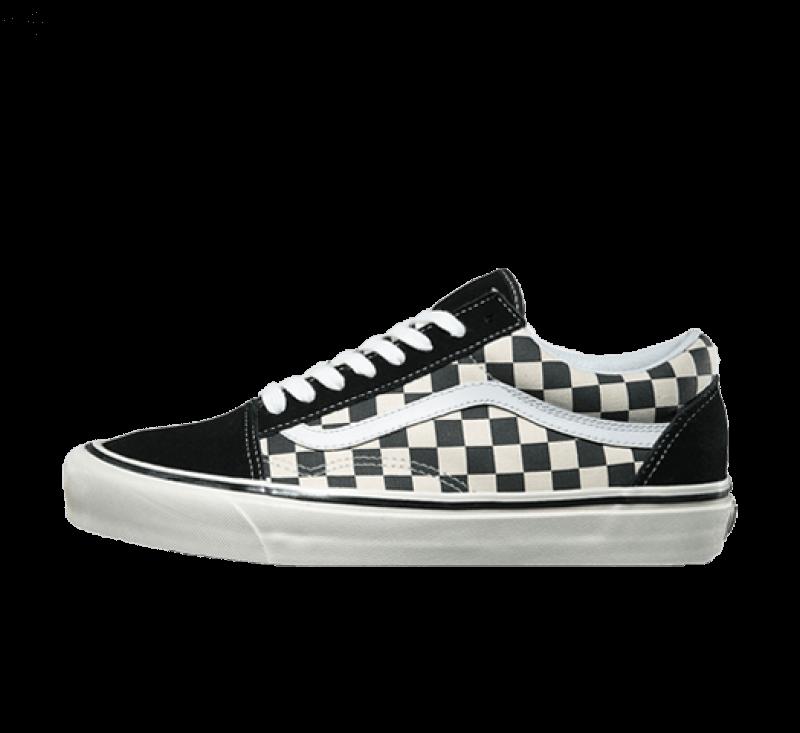 Vans Old Skool 36 DX Anaheim Factory Black/Checkerboard