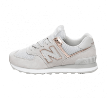 New Balance Women's WL574MEB Rain Cloud