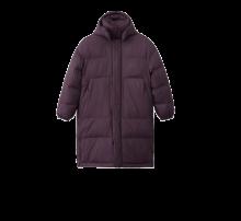 SHU Women's Wide Down Jacket 2 Purple