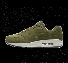 Nike Air Max 1 Premium Olive Canvas/Sequoia
