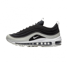 Nike Women's Air Max 97 Premium Black/Spruce Aura