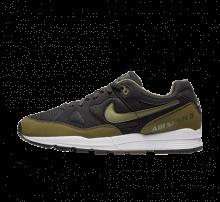 Nike Air Span II Black/Olive Canvas-White