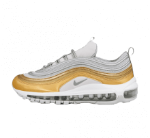 Nike Women's Air Max 97 SE Vast Grey/Metallic Silver-Metallic Gold