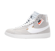 Nike Women's Blazer Mid Rebel Off White/Summit White-Pure Platinum