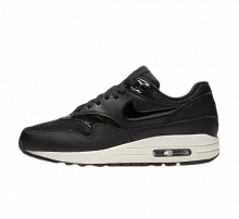 wholesale dealer 47329 e41a7 Nike Women s Air Max 1 Black Black-Summit White