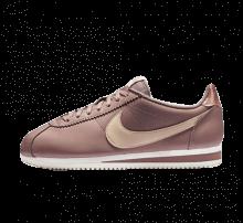 Nike Women's Classic Cortez Leather Smokey Mauve/Particle Beige