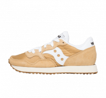 Saucony DXN Trainer Vintage Tan/White