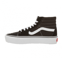Vans Sk8-Hi Platform 2 Black/True White