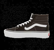 Vans Sk8-Hi Platform 2 Black/True White