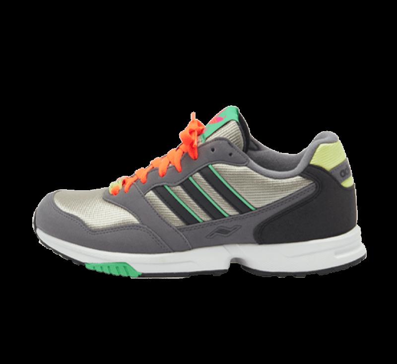 Adidas ZX 1000 C Feather Grey / Grey Four / Semi Screaming Green