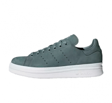 Adidas Women's Stan Smith New Bold Raw Green/Cloud White