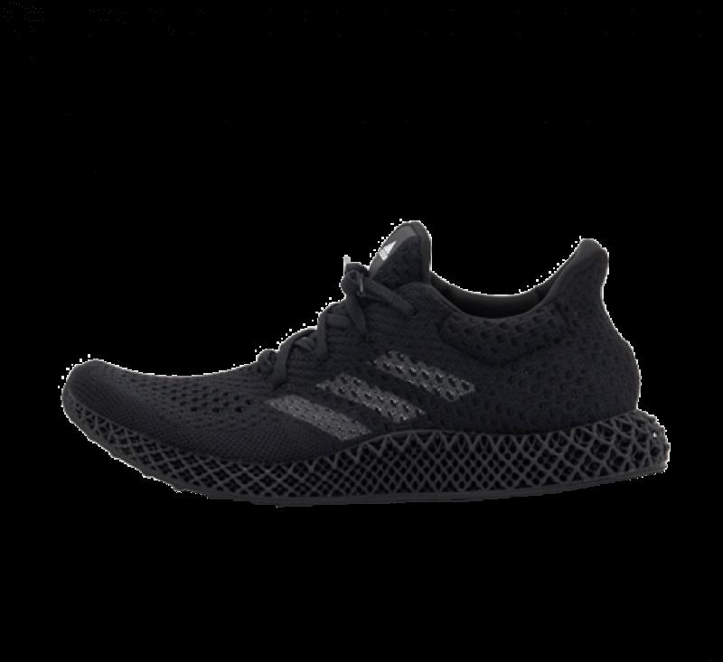 Adidas 4D Futurecraft Core Black/Carbon