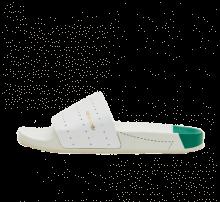 Adidas Adilette Footwear White/Green