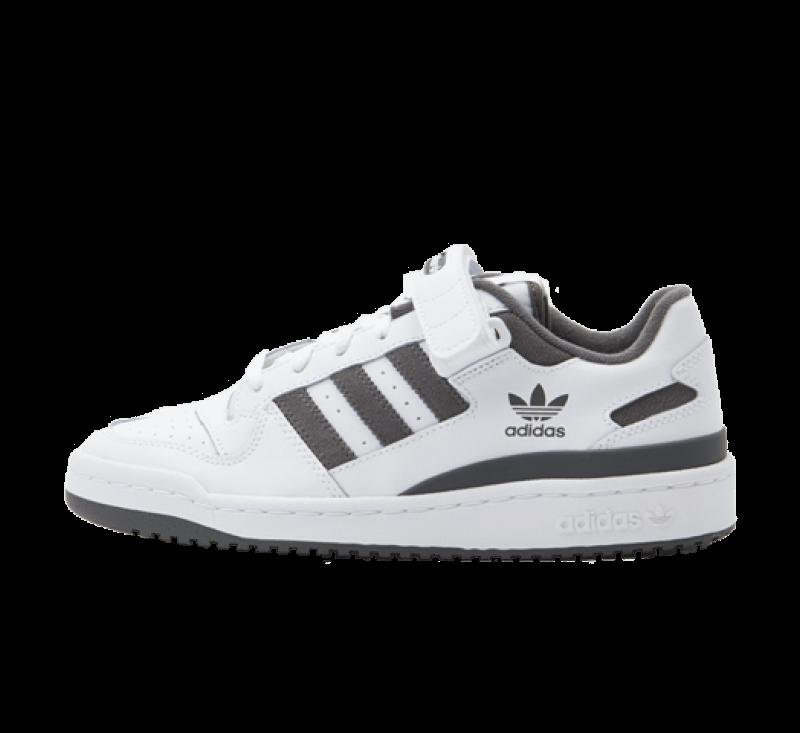 Adidas Forum Low Footwear White / Grey Four
