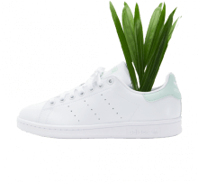 Adidas Women's Stan Smith Footwear White/Dash Green-Core Black