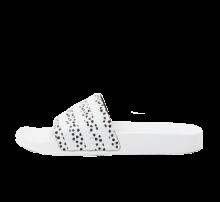 Adidas Women's Adilette Cloud White/Core Black