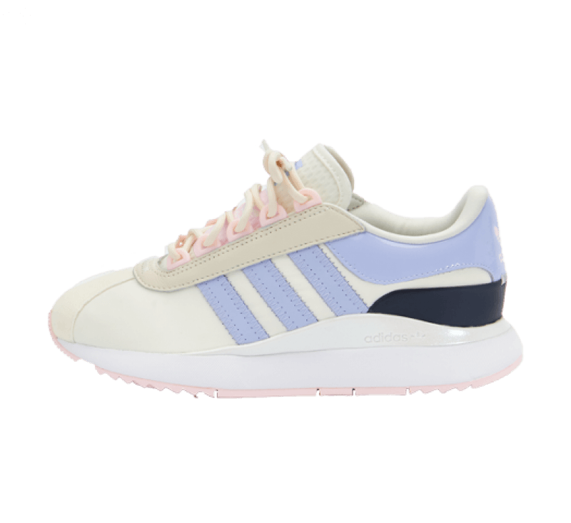 Adidas Women's SL Andridge Off White/Violet Tone/Clear Pink