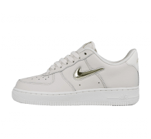 Nike Women's Air Force 1 '07 Premium LX Phantom/Metallic Gold Star