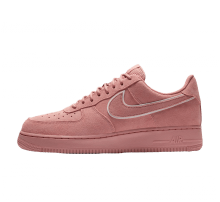 Nike Air Force 1 '07 LV8 Suede Red Stardust/Dragon Red