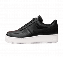 Nike Women's Air Force 1 Upstep Black/White