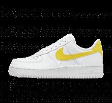 Nike Women's Air Force 1 '07 White/Vivid Sulfur