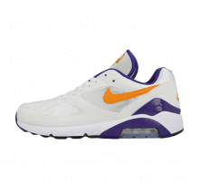 Nike Air Max 180 White/Birght Ceramic-Dark Concord