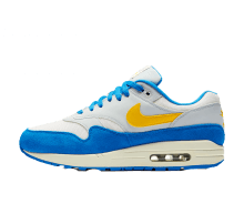 Nike Air Max 1 Sail/Amarillo-Pure Platinum-Signal Blue