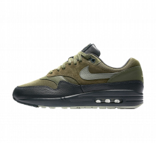 Nike Air Max 1 Premium Medium Olive/Dark Stucco - Anthracite