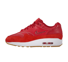 Nike Women's Air Max 1 Premium SC Jewel Red/White