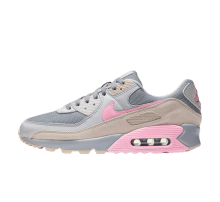 Nike Air Max 90 Vast Grey/Pink-Wolf Grey