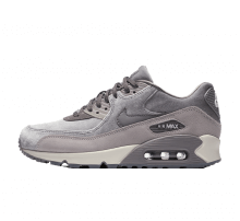 Nike Women's Air Max 90 LX Gunsmoke/Atmosphere Grey