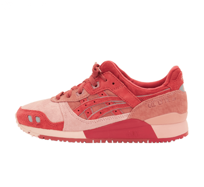 Asics x Concepts GEL-LYTE III OG Salmon Coral Cloud/Pure Silver