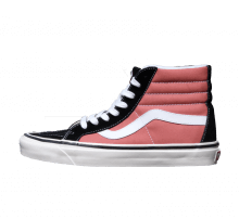Vans SK8-Hi 38 DX Anaheim Factory Orange Rust / Black