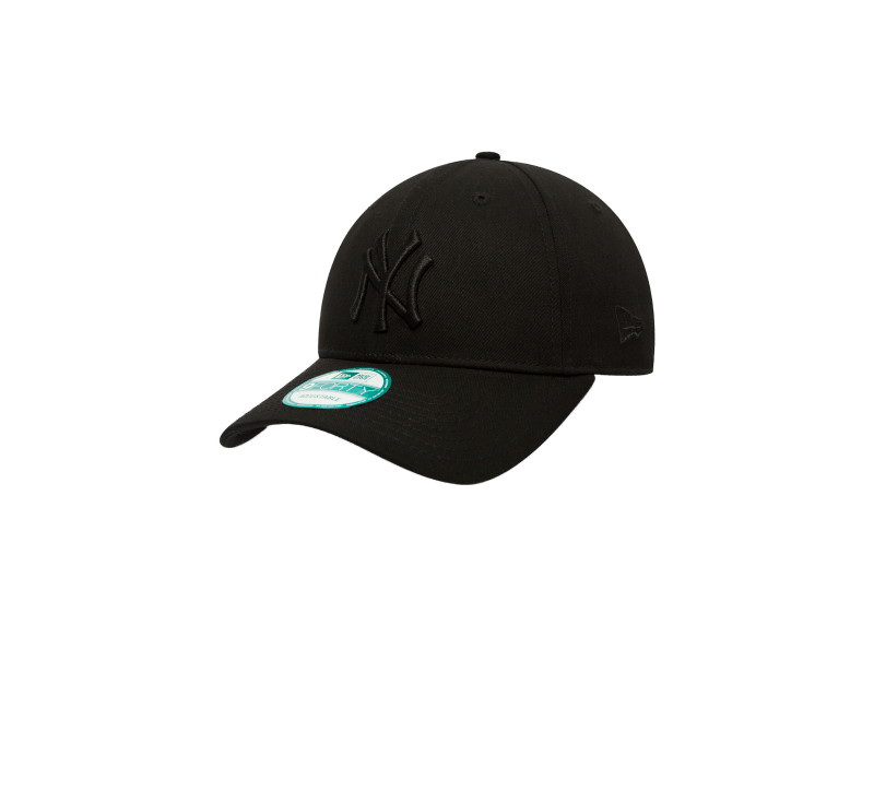 New Era MLB League Essential 940 NY Yankees Black/Black