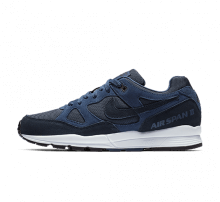 dfa6f05982ca9 Nike Air Span II SE SP19 Midnight Navy/Dark Obsidian/Black/White