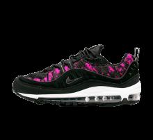 Nike Women's Air Max 98 Premium Camo Black/Hyper Pink
