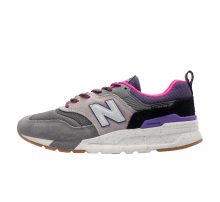 New Balance Women's CW997HXD Cordura Grey/Purple