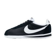 Nike Women's Classic Cortez Nylon Black/White